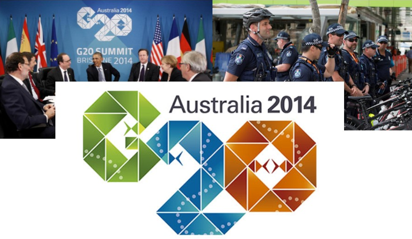 G20 Security Operation